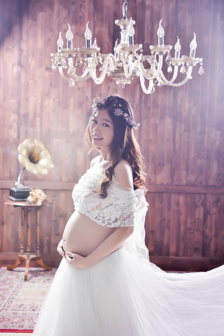 孕婦寫真01